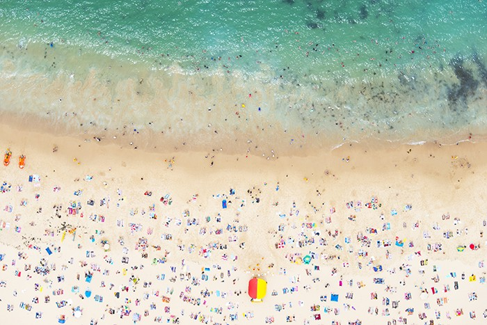 "(""Coogee Beach Horizontal"" by Gray Malin)"