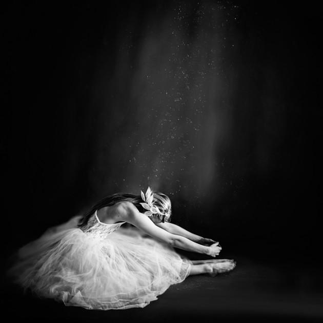 (Ballerina IV - Vanessa Paxton)